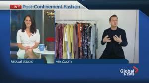 Post-Confinement Fashion (03:40)