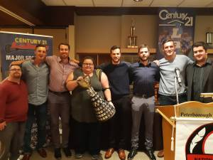 Fans and players disappointed in Peterborough Century 21 Lakers season being cancelled