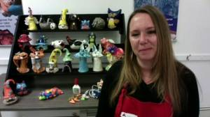 Easter craft projects for children from the Art School of Peterborough (04:37)