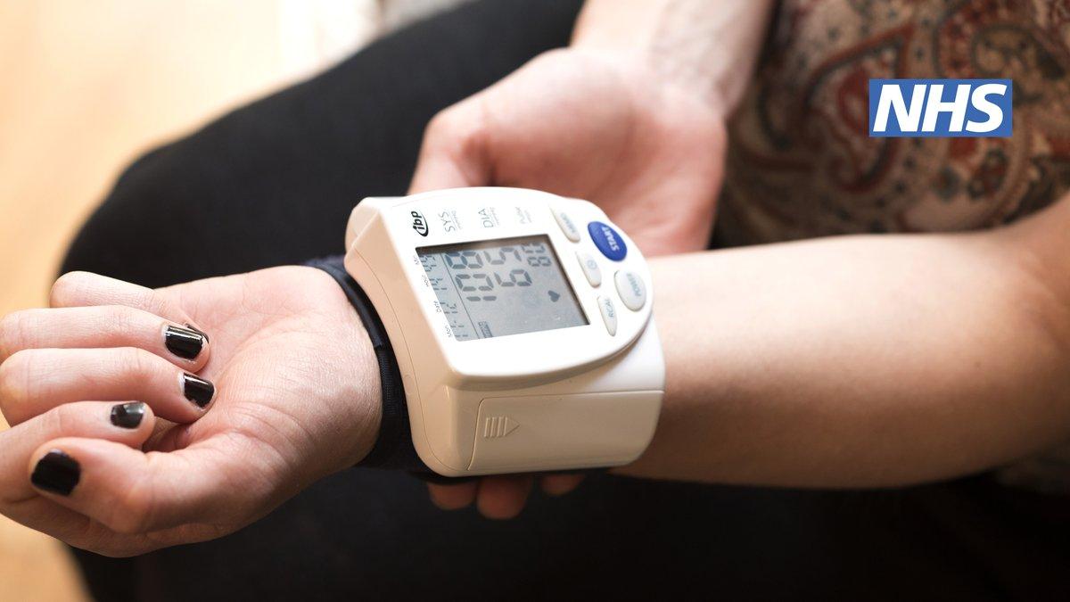 Blood Pressure Cuff Arm