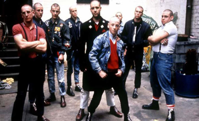 Still from ROMPER STOMPER