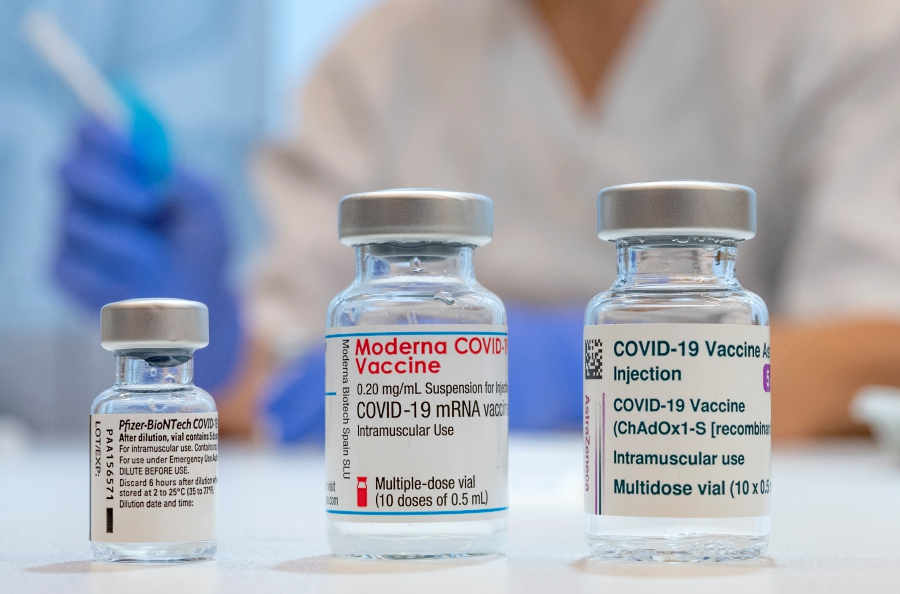 side effects from covid 19 vaccine can be relieved by common pain medication