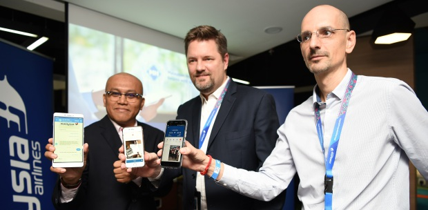 Malaysia Airlines Unveils Mobile Apps