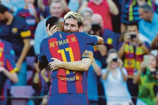 Image result for Barcelona's Neymar will replace Messi as world's best – Rakitic