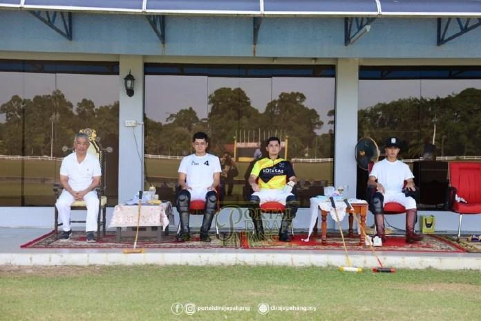Pic courtesy of Portal Diraja Pahang