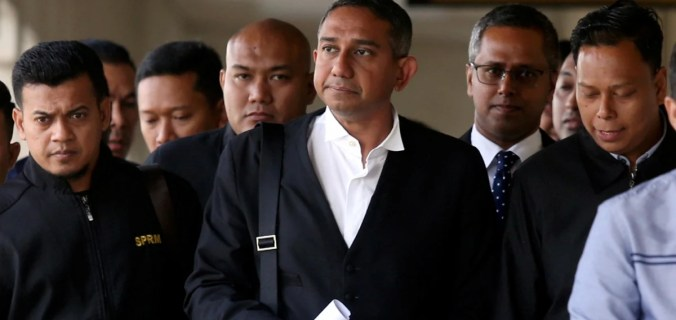 Najibs Lawyer Slapped With Money Laundering Charges Worth