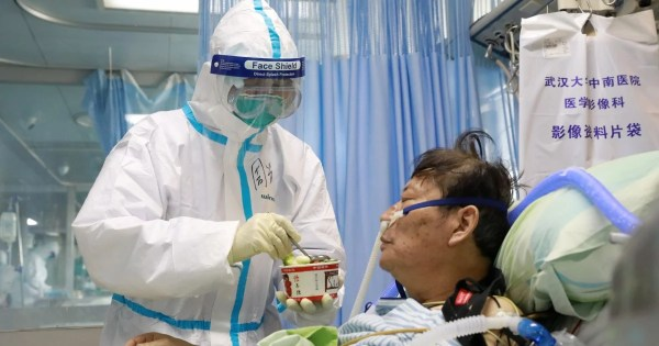 China Covid-19 infections surge past 70000; death toll at 1765