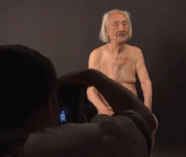 Watch Abandoned  Year Old Man Turns To Nude Modelling To Make Money