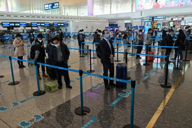 Thousands leave virus-hit Wuhan as outbound travel ban lifted ...