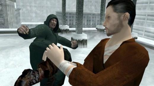 Fahrenheit Indigo Prophecy Remastered fight scene