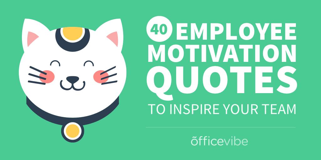 Motivating Teamwork Workplace