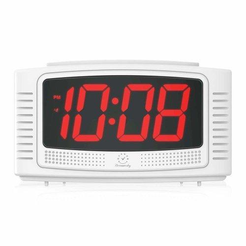 Dreamsky Small Digital Alarm Clock 1 2