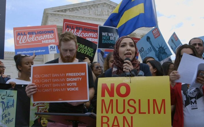 The Muslim Ban was wrong then. And it's wrong now. | Oxfam