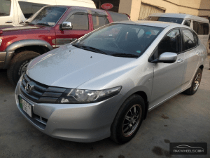 Used Honda City iVTEC 2009 Car for sale in Lahore