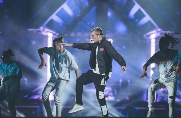 Justin Bieber SP Purpose Tour - Camila Cara 4