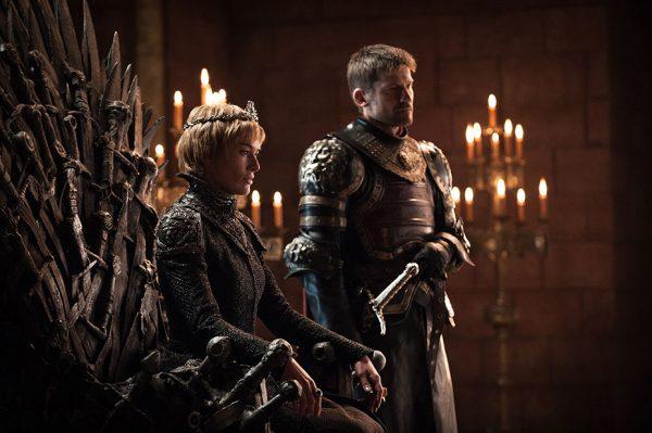 Resultado de imagem para Jaimie e Cersei 7ª temporada