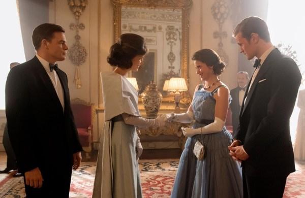 De Cast van The Crown op Netflix België