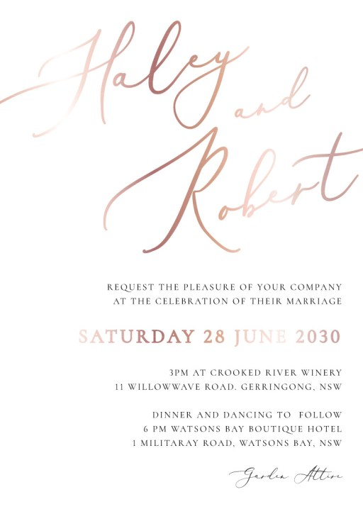 Browse Wedding Invitation Cards Online
