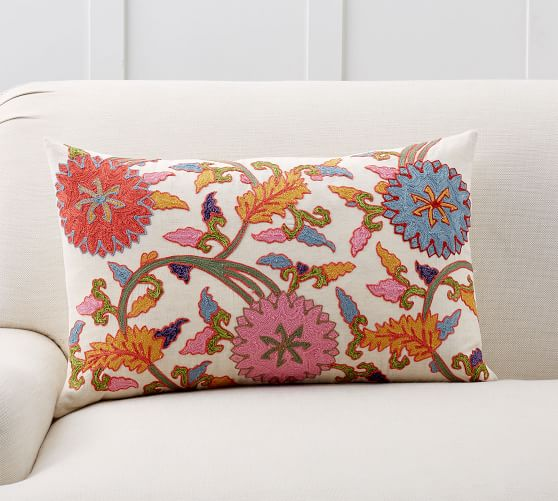 lumbar pillow covers pottery barn online
