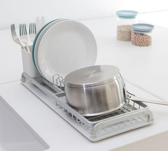 compact dish drying rack