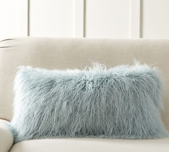 the emily meritt mongolian faux fur