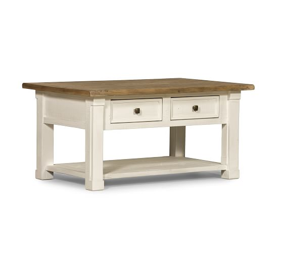 hart 40 5 reclaimed wood coffee table