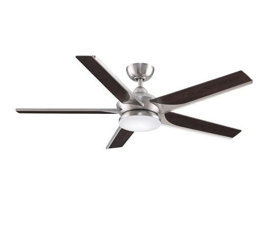 56 subtle indoor outdoor ceiling fan with led light kit
