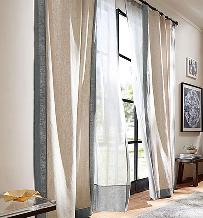 Curtain Styles Types Of Curtains Pottery Barn