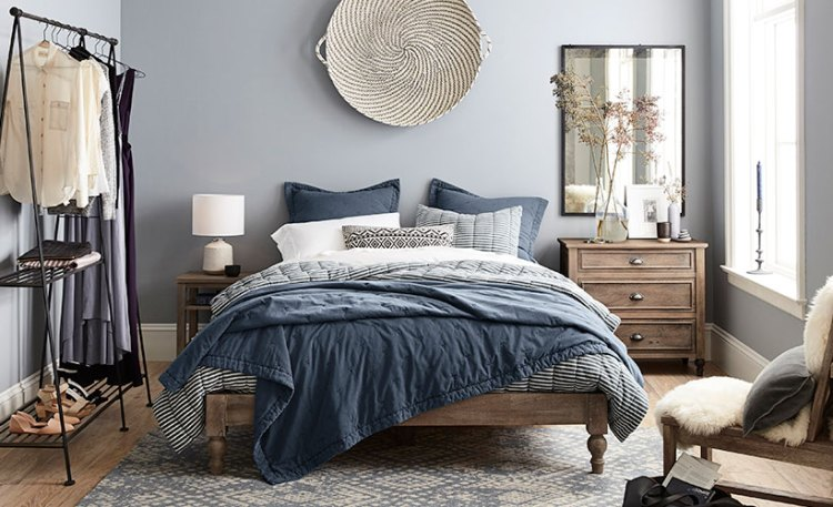 How To Set Up Your Guest Bedroom For Visitors Pottery Barn