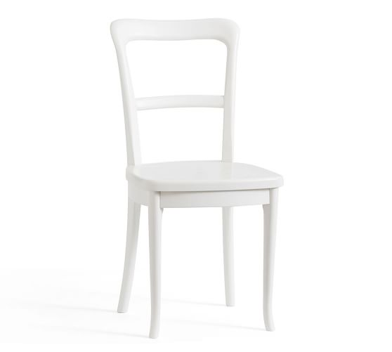 Cline Bistro Dining Chair Pottery Barn