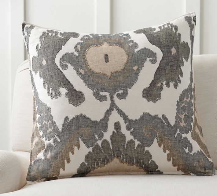 pottery barn toss pillows online