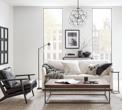 Furniture For Small Spaces Space Saving Furniture Pottery Barn
