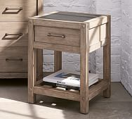 18 inch bedroom nightstand pottery barn