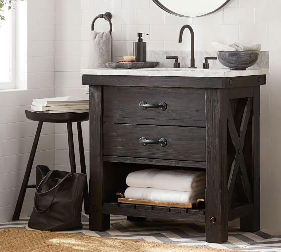 benchwright 36 single sink vanity