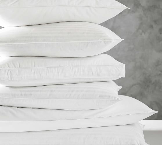 classic feather down pillow