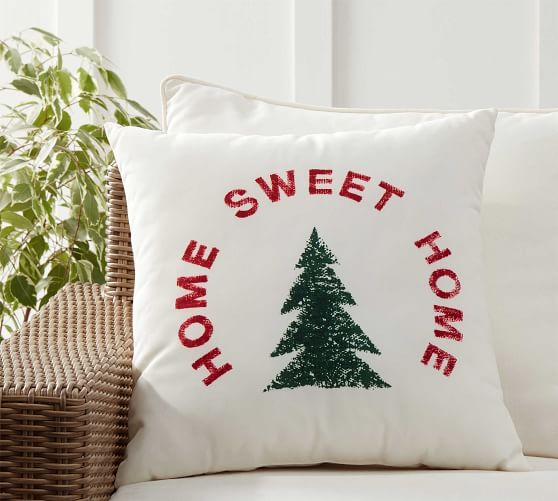 home sweet home pillow pottery barn
