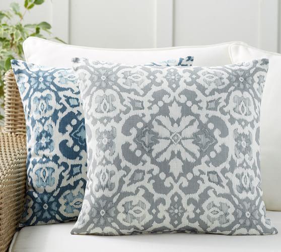 arza ikat indoor outdoor pillows
