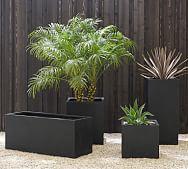 patio planters plant pots pottery barn