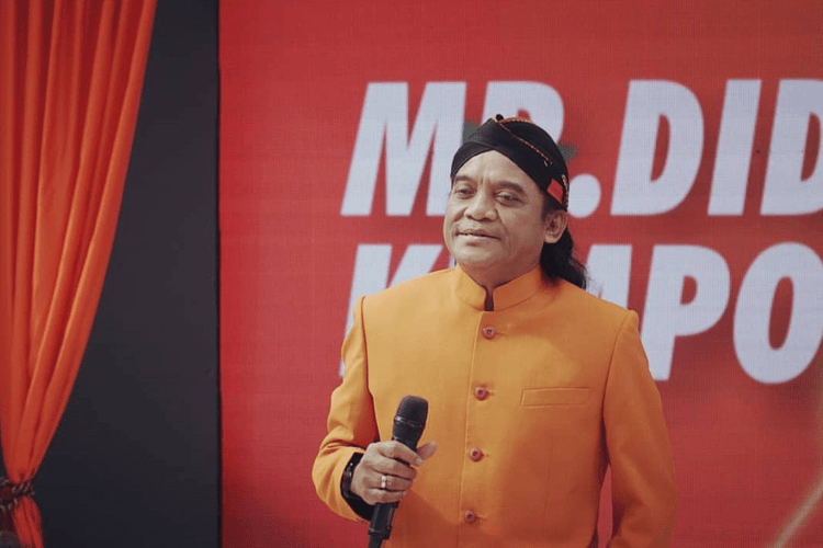 Didi Kempot Godfather Of Broken Heart Inilah 10 Kata Mutiara