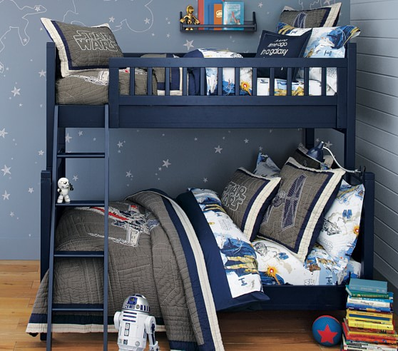 camp twin over full bunk bed