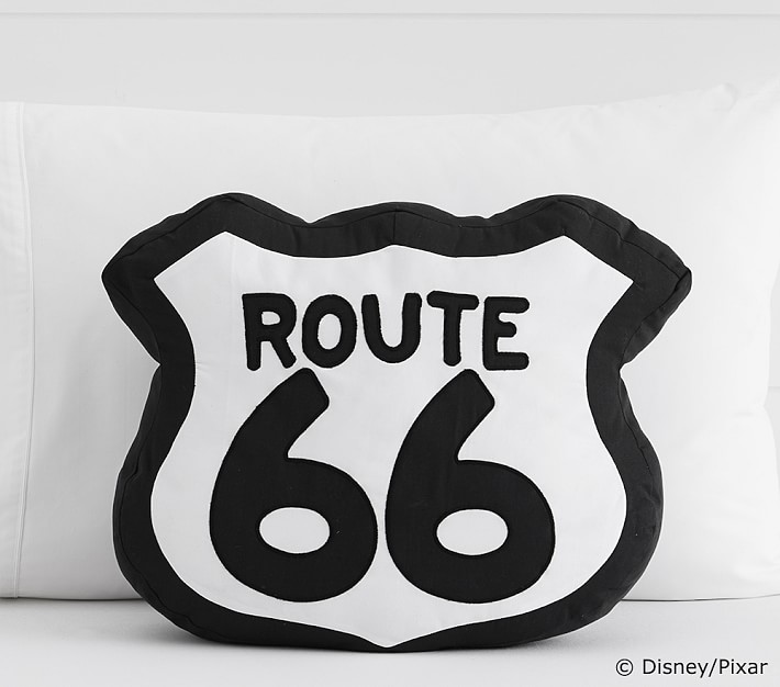 disney pixar cars route 66 shaped