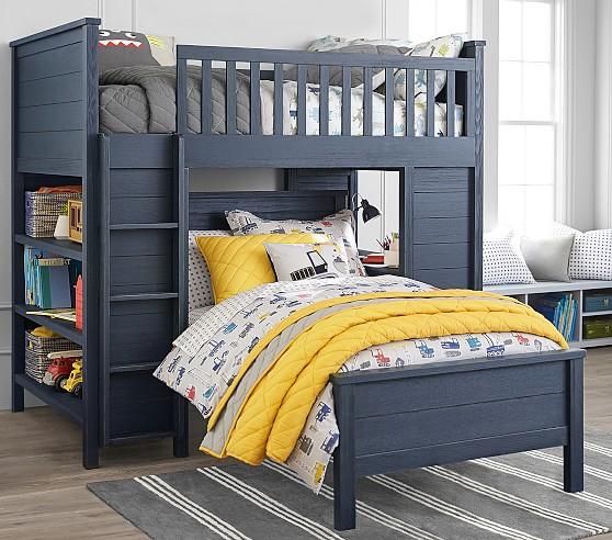 charlie loft system twin bed set