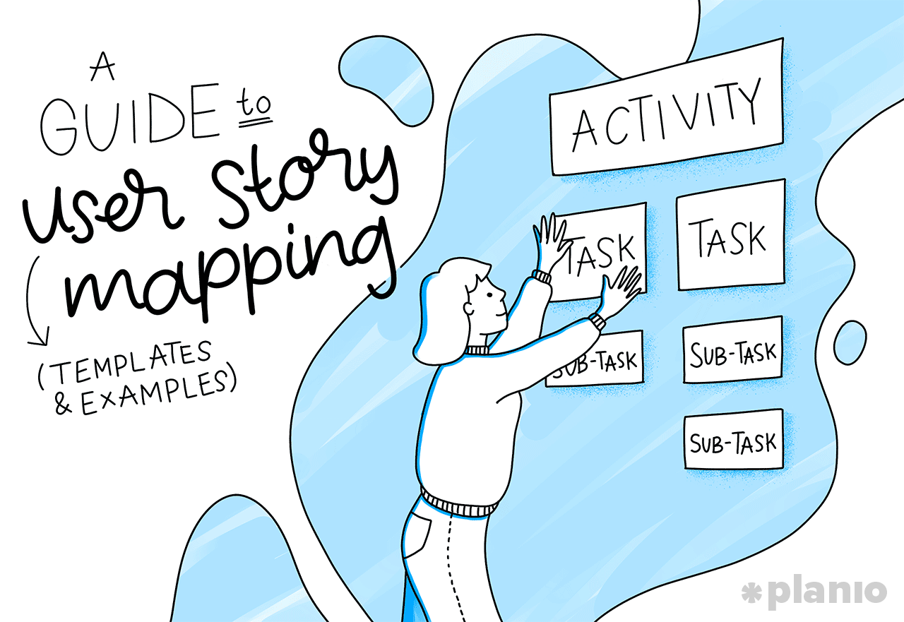 A Guide To User Story Mapping Templates And Examples How