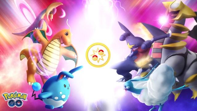 Combate en la pretemporada de la Liga Combates GO como práctica para el  juego de competición   Pokemon.es