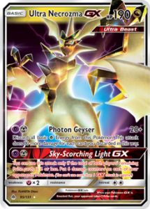 Ultra Necrozma-GX