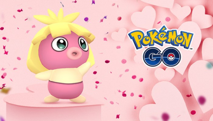 There's More to Love in Pokémon GO This Valentine's Day | Pokemon.com