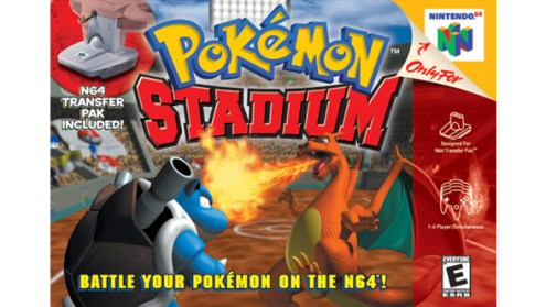 Pok    mon Stadium   Pok    mon Video Games