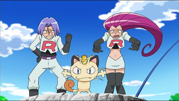 Resultado de imagem para pokemon  EQUIPE ROCKET