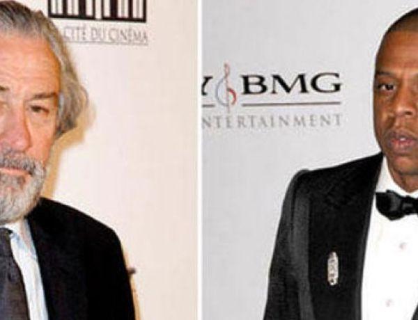Jay-Z et Robert de Niro toujours en froid