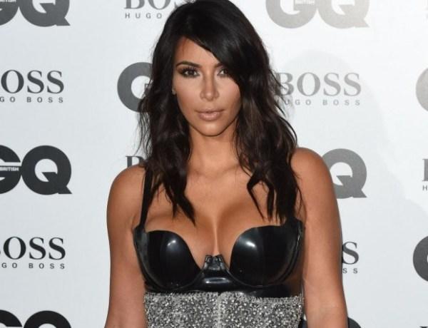 Kim Kardashian nue pour un magazine masculin